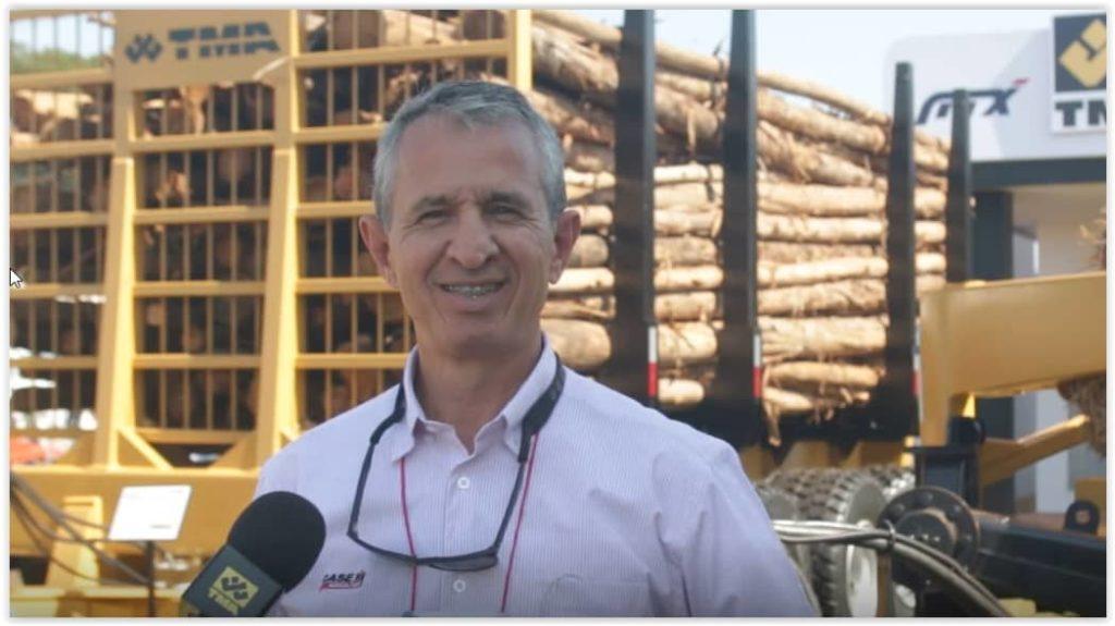 Márcio Leão, gerente comercial corporativo do Grupo Tracan