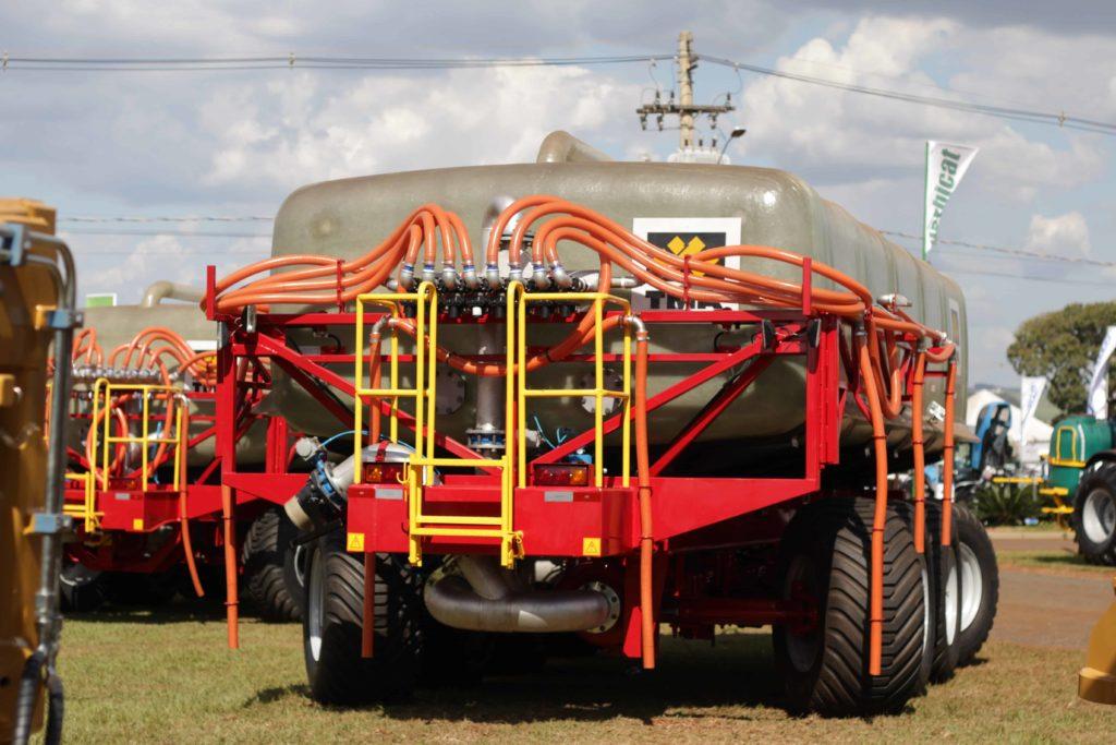 Carreta de Vinhaça CVX 35000