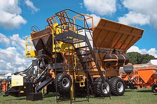Conheça a plantadora de cana da TMA que revolucionou o mercado