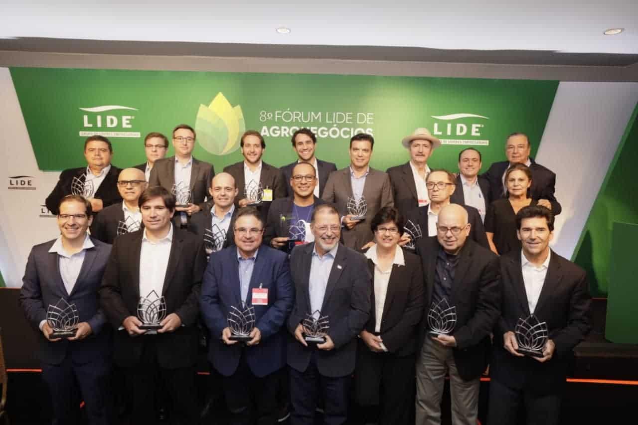 TMA ganha Prêmio LIDE Agronegócios 2019
