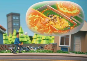 Campanha Institucional de Conscientização, Prevenção e Combate aos Incêndios - Fogo no lixo ABAG/RP