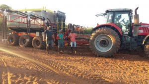 TMA Máquinas entrega carretas de vinhaça para Alcoeste